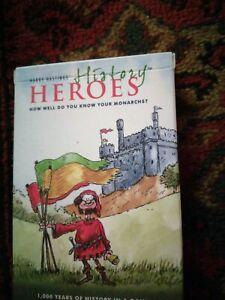 History heroes cards educational kids