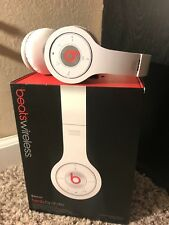 Beats by Dr. Dre Solo HD Headband Headphones - White