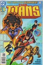 Titans #1 (Mar 1999, DC) Double Cover Variant VG/Fine (
