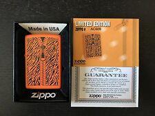 Zippo Zipper - Rare Limited Edition For Portugal