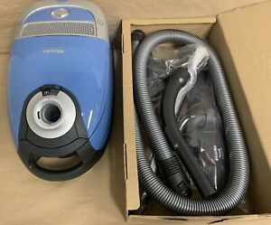 Miele Complete C2 Hard Floor Canister Vacuum Cleaner Mystic Blue- New Open Box