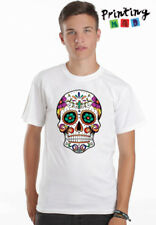 Cotton Skull T-Shirts for Men with Multipack
