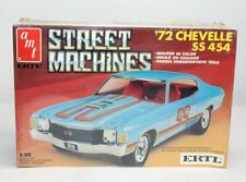 AMT Ertl '72 Chevelle SS 454 1/25 Scale Plastic Model Kit 6536 New Sealed