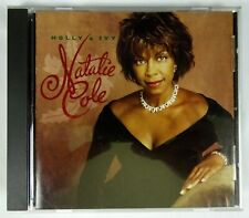 Natalie Cole CD Holly & Ivy