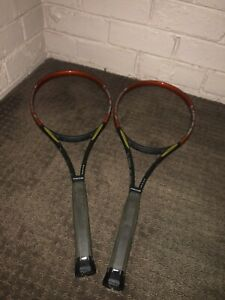Head PT113A New Twin Tube Pro Stock Matched Pair-Intelligence i.Radical PJ-Grip3