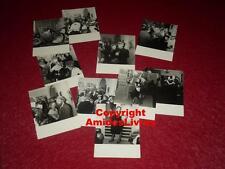 [JEANNE CLAUDE / CHRISTO ] GABES 1956 FÊTE 10 Photos Album Famille 14 GUILLEBON