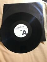 "ALL SAINTS - UNDER THE BRIDGE - 12"" SINGLE PROMO"