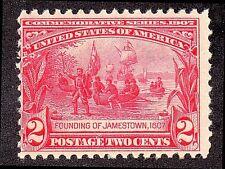 US Sc #329 MNH 2c Jamestown (A0470)