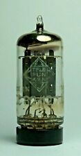 Telefunken <> 12AU7 ECC82 17mm Long Smooth Plate Valve/Tube (V29)