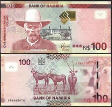 NAMIBIA 100 Dollars 2012   - UNC  - Pick 14