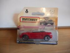 Matchbox MGF 1.8i in Red on Blister