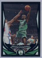 2004 Topps Chrome Gary Payton #122 Black Refractor 046/500 2004-05 Celtics HOF