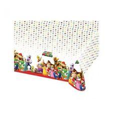 Tischdecke super Mario Folie 1 8×1 2m