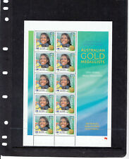 Australian Gold Medalists set of 16