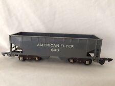 American Flyer Hopper #640