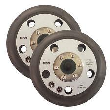 """Sander Pad 5"""" Hook & Loop rep Porter Cable 15000 7344 7335 97355 2/PK RSP33-K"""