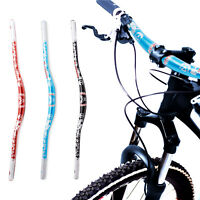 For DH XC 780MM MTB Mountain Bike Handlebar Alloy Cycle Bicycle Riser Bar 31.8mm