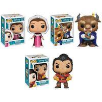 FUNKO POP Disney Series 9: Beauty and the Beast VINYL Pop FIGURAS CHOOSE TUYO