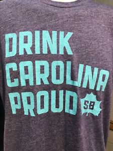 Sycamore Brewing Company Charlotte North Carolina Purple Small T-Shirt Proud