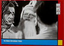 THE AVENGERS - Card #14 - Too Many Christmas Trees - SERIES TWO - Strictly Ink