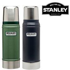 Nuevo Stanley 0.75 L Botella de vacío frasco de acero inoxidable termo Clásico bebidas calientes