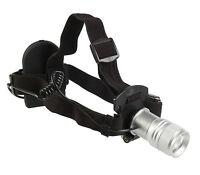 Super Bright LED Head Lamp Adjustable Fishing Mechanic Search Night Torch Light