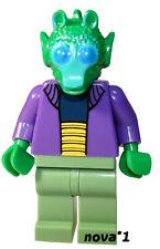 Star Wars Lego onaconda FARR Original Minifigura con arma