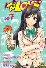 TO LOVE  tome 7 Yabuki Hasemi MANGA shojo