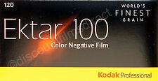 5 x KODAK EKTAR 100 120 Roll CHEAP COLOUR CAMERA FILM - by 1st CLASS POST