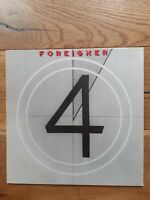 Foreigner ‎– 4 Atlantic ‎– K 50796 Vinyl, LP, Album