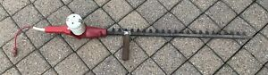 Vintage Little Wonder D-2000 Double Insulated 30 Inch Hedge Trimmer