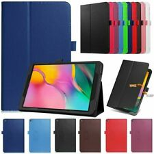 "For Samsung Galaxy Tab A 10.1"" 2019 SM-T510 T580 Tablet Case Leather Stand Cover"