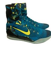 Nike Kobe 9 Elite High Perspective Green And blue With Box Size Men's 9.5
