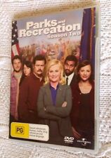 Parks And Recreation : Season 2 (DVD, 4-Disc) R- 2,4, LIKE NEW, FREE POSTAGE
