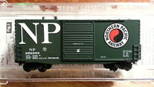 Micro Trains 10100010 NP NORTHERN PACIFIC 40' Hy-Cube Boxcar #659999