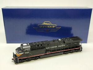 New Athearn Genesis ES44AC Southern Pacific #750 DCC Ready NO Sound ATHG83052