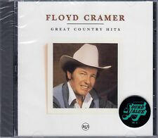 FLOYD CRAMER : GREAT COUNTRY HITS / CD - NEU