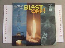 THE GREAT NEW GUS BIVONA BAND BLAST OFF! LP SPACE AGE MINUTEMAN MISSILE WS 1219