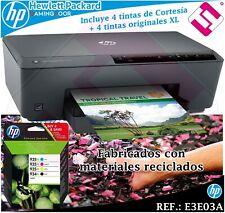 IMPRESORA MULTIFUNCION COLOR HP A4 OFFICEJET PRO 6230 WIFI + 4 TINTAS FORMATO XL