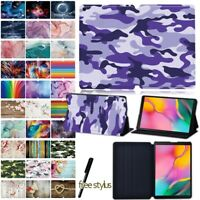 """For Samsung Galaxy Tab A 10.1"""" T510 (2019)/ T580 (2016) Feather Case Stand Cover"""