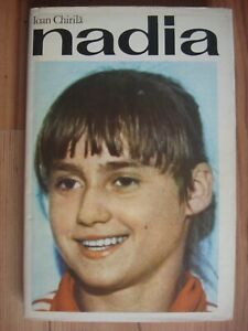 Nadia Comaneci by Ioan Chirila book 1976
