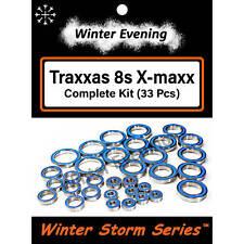 Traxxas X-Maxx 8s Bearings XMaxx (33 Pcs Rubber Seal Bearing Kit)
