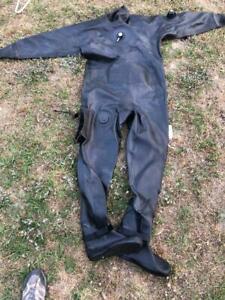 Si Tech dry suit