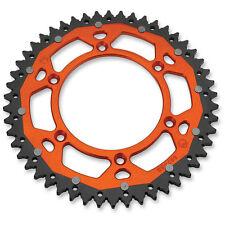 ZF rueda dentada dual Alu acero KTM SX EXC 125 250 300 350 450 extremadamente enduro 50 Z