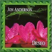 Deseo, Jon Anderson CD | 5028479021628 | New