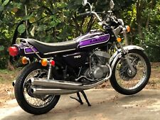 New listing 1975 Kawasaki Mach 4