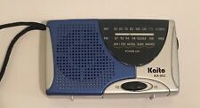 Kaito KA802 AM FM Super Pocket Size Radio Small AM/FM Radio