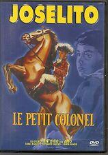 DVD ZONE 2--JOSELITO LE PETIT COLONEL--DEL AMO/BLANCO/SANCHO/MAHOR