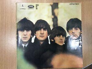 The Beatles For Sale VInyl Album Portugese Pressing