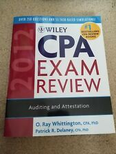 Wiley CPA Exam Review 2012 : Auditing and Attestation by C. Smith, Patrick R....